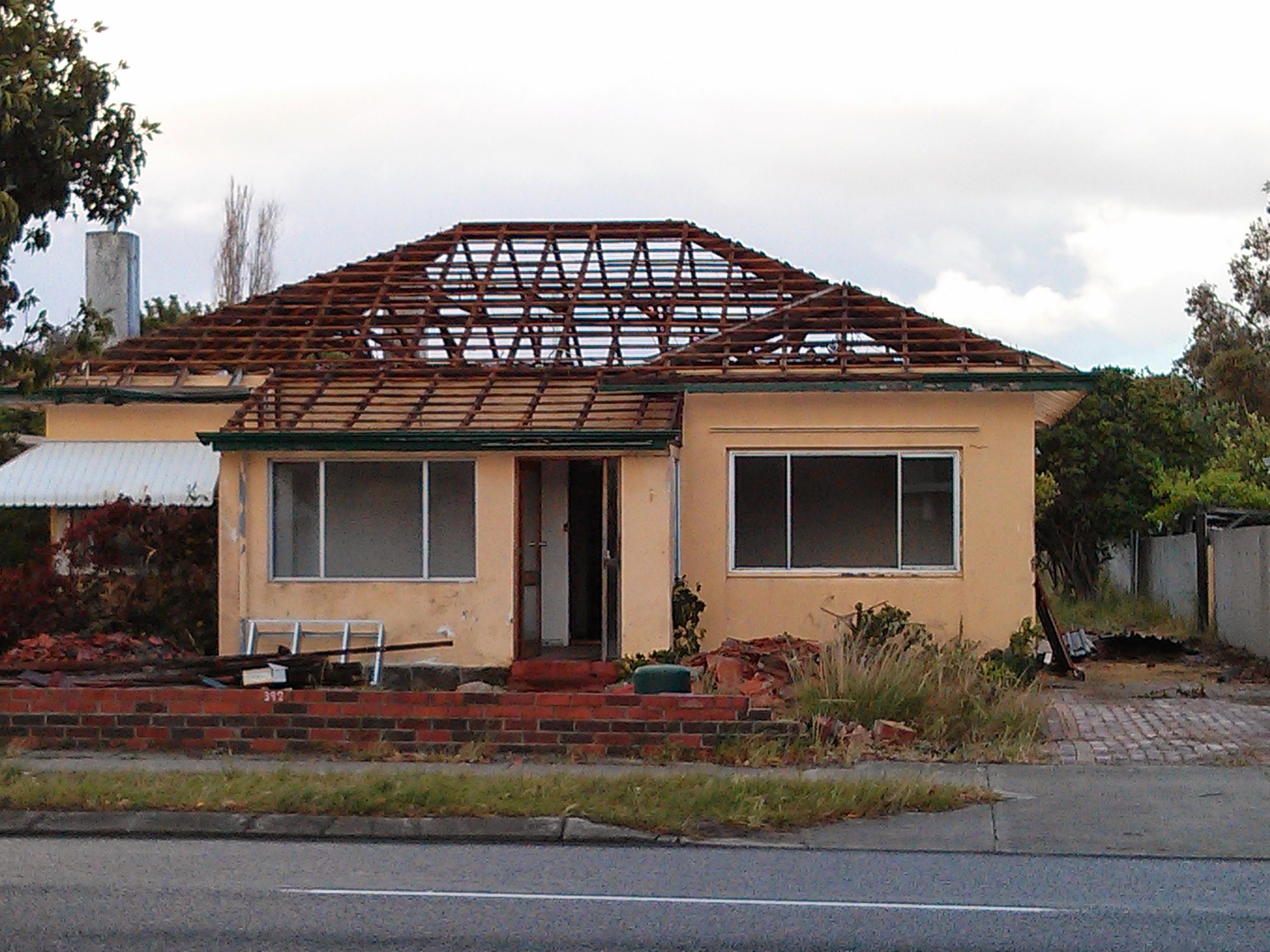 Demolition permit - Eco Home Style