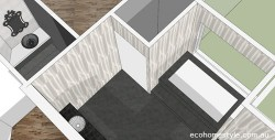 Interior Flythrough - Eco Home Style