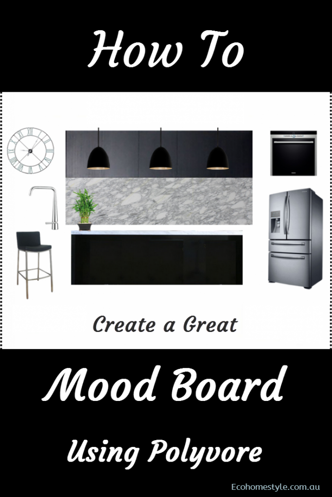 How to Create a Mood Board Using Polyvore