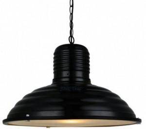 Fiorentino 'Waret' Black Pendant Light