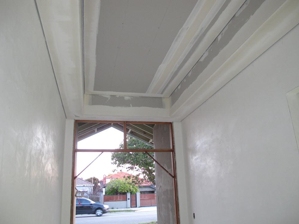 Curtains Pelmets Bulkheads And Shadowline Ceilings