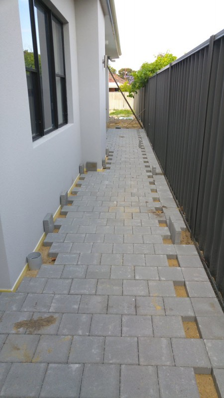 Thermal breaks and paving - Eco Home Style