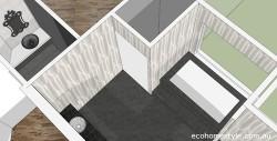 Interior Flythrough - Eco Home Style