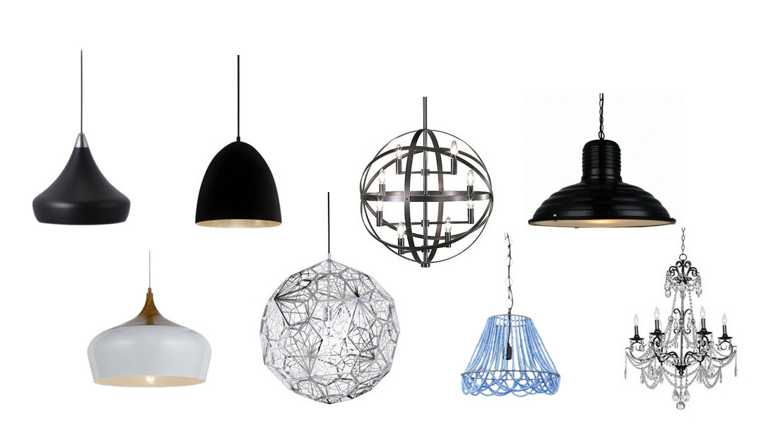 Selection of lights